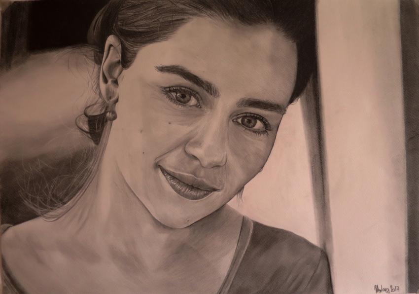 Emilia Clarke by kliko222